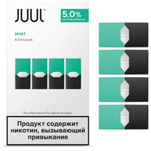 Best Juul Pod - Mint - Russian Stock