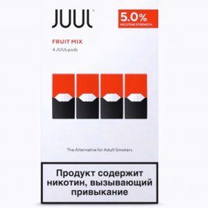 JUUL POD FRUIT MIX RUSSIN STOCK