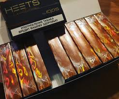 Heets Creation Noor - New Limited Edition Heated Sticks - Russian 5