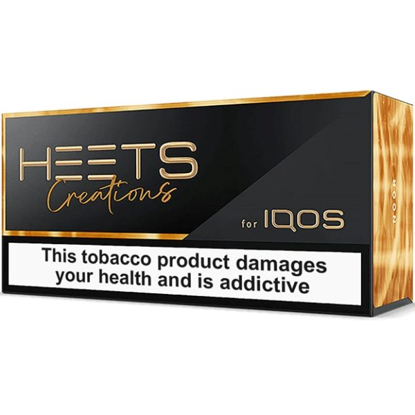 Heets Creation Noor - New Limited Edition Heated Sticks - Russian 4