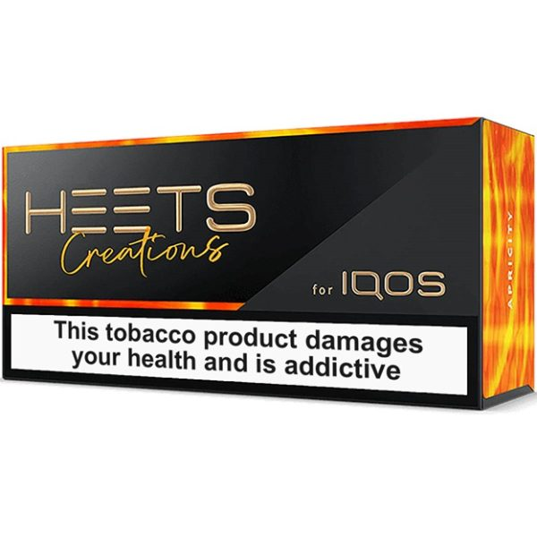 Heets Creation Apricity - New Limited Edition Heated Sticks - Russian 4