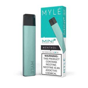 MYLE Mini 2 Menthol Disposable Device