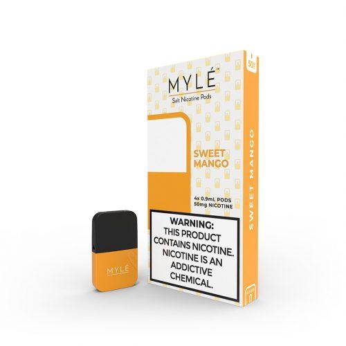 MYLÉ Sweet Mango Vape Magnetic Pods