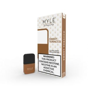 MYLÉ Sweet Tobacco Vape Magnetic Pods
