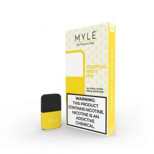 MYLÉ Tropical Fruit Mix Vape Magnetic Pods