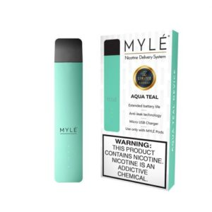 MYLÉ Aqua Teal Vape Magnetic Devices