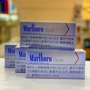 Marlboro IQOS Heets Balanced Regular