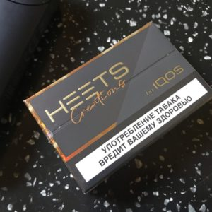 Heets Creation Apricity Single Packs 200 Tobacco