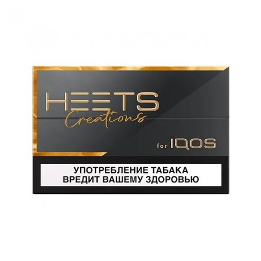 Heets Creation Apricity Single 1 Packs of Heets 200 Tobacco 1