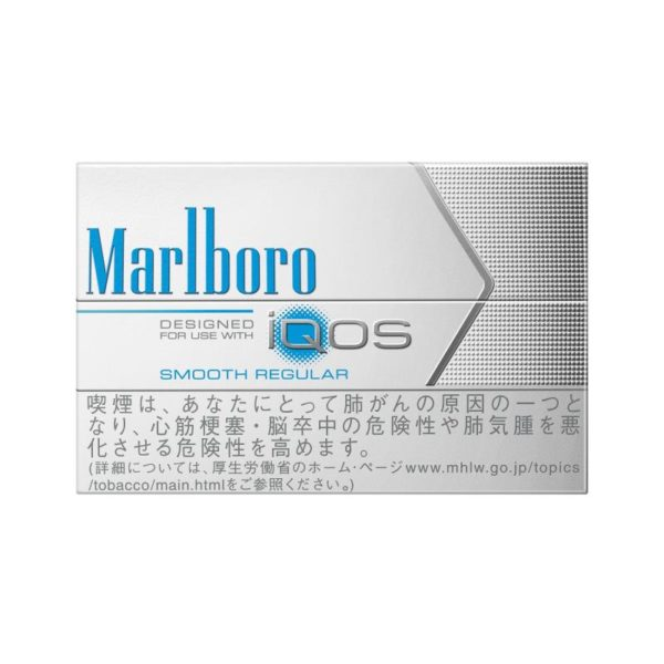 Marlboro IQOS Heets Smooth Regular 4