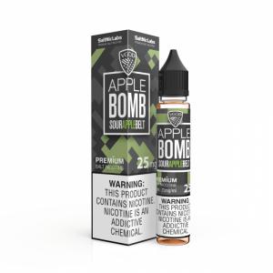 VGOD Saltnic Apple Bomb Bomb Series