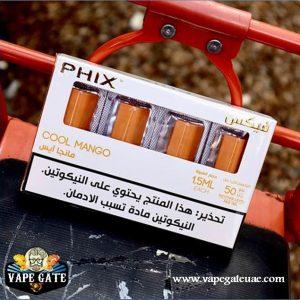PHIX Pods Cool Mango