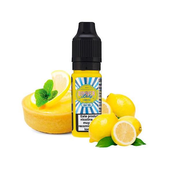Dinner Lady Lemon Tart Salt E-liquid 30ml