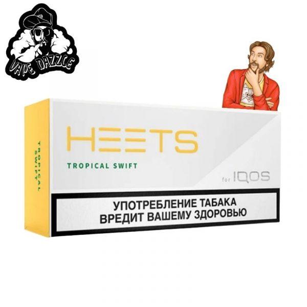 IQOS HEETS TROPICAL SWIFT 3