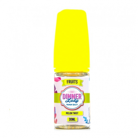 MELON TWIST NIC SALT BY DINNER LADY 30ML 1