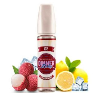 Dinner Lady Flip Flop Lychee Ice 60ml