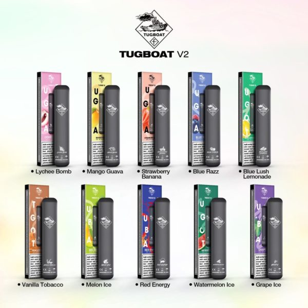 Tugboat V2 Line Disposable Device 1PC Pack 1