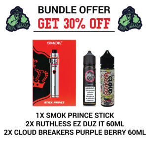 SMOK Stick Prince Bundle Offer for Starter User