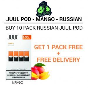 Juul Mango Russian