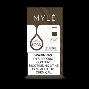 MYLE Vape Cubano Magnetic Pods