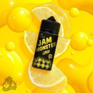 Jam Monster Lemon Vape Juice