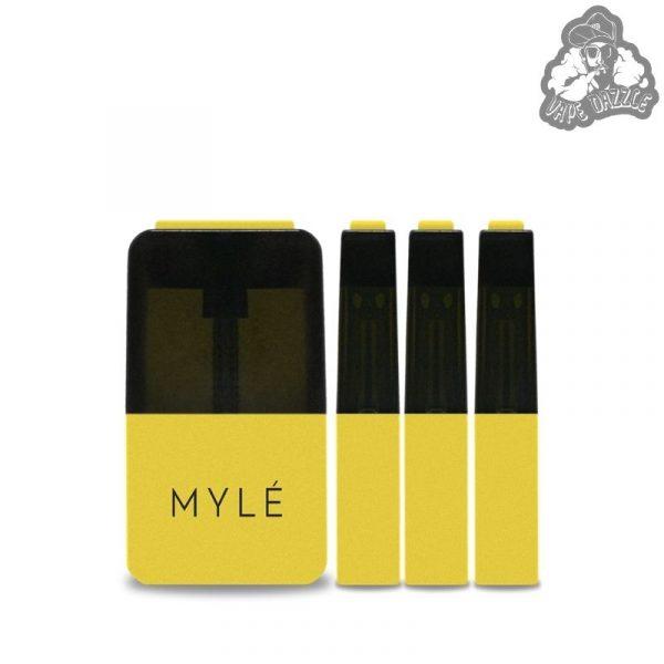 MYLE V4 TROPICAL FRUIT MIX IN DUBAI.UAE 1
