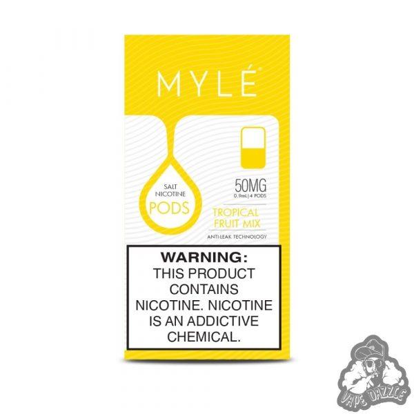 MYLE V4 TROPICAL FRUIT MIX