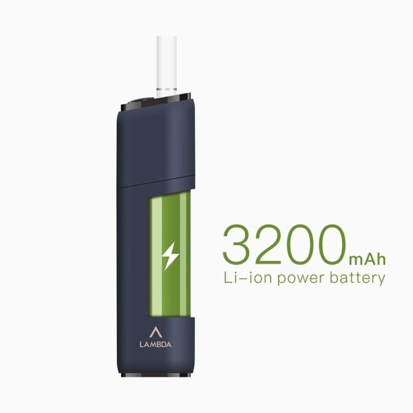 LAMBDA CC Heat Not Burn Device Starter Kits for Tobacco Sticks 2