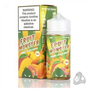Fruit Monster Mango Peach Guava - Jam Monster - 100mL