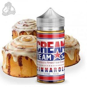 Cream Team Cinnaroll E-liquid 100ml