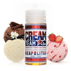 Cream Team Neapolitan E-liquid