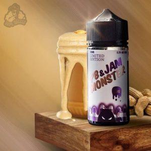 Pb Jam Monster Grape E Juice