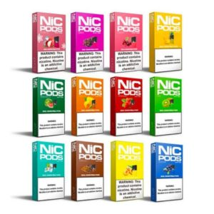 JUUL Compatible Nic Pods (Pack of 4)