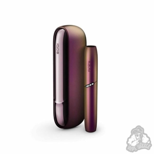IQOS 3 Duo Purple Exclusive Traveler Edition