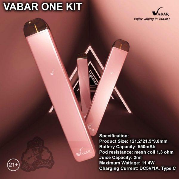 VABAR ONE KIT POD SYSTEM NEW IN DUBAI 4