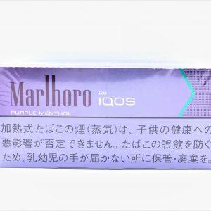 Marlboro Purple Menthol Heets