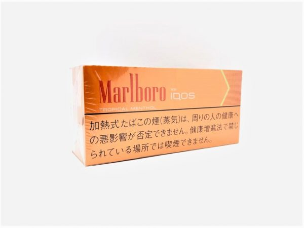 Marlboro TROPICAL Menthol Heets 1