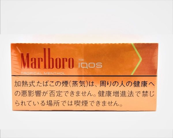 Marlboro TROPICAL Menthol Heets